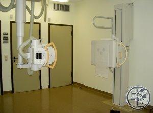 Digitaler Thorax-Direktradiographie Arbeitsplatz (Philipps)
