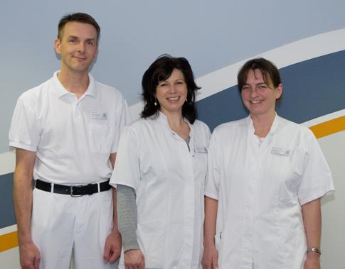 Pflegeüberleitung Team